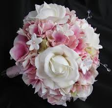 pink bouquet mauve pink bouquets debbiecoflowers silk wedding bouquets