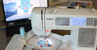 brother se400 combination computerized sewing and 4x4 embroidery
