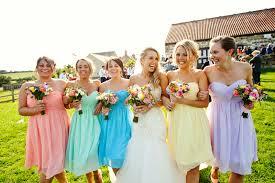 bridesmaid dresses for summer wedding a magical journey rainbow bridesmaid dresses rainbow