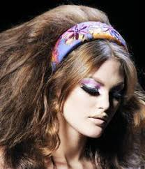 70s disco hairstyles 70s hairstyles with scarves pinteres