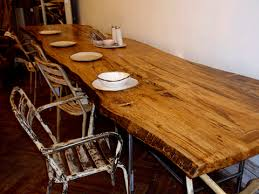 reclaimed wood dining tables hudson goods