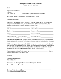company offer letter template modified duty offer letter template in word and pdf formats