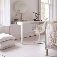 white bedroom dressing table 5 contemporary white dressing tables to get ready for your day