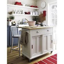 belmont white kitchen island belmont white kitchen island white kitchen island crates and barrels