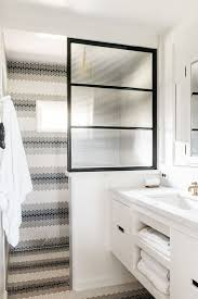 a vintage hawaiian cottage restored with its own instagram roberto sosa beach house bathroom with hexagonal tile