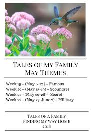 may themes tales of a family
