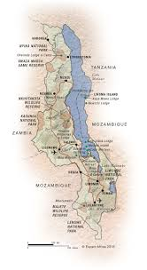 Interactive Map Of Africa by Map Of Malawi Malawi C Expert Africa