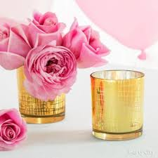 Bridal Shower Centerpieces Pink And Gold Bridal Shower Decorations Idea Party City