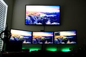 Cool Gaming Desks by Gaming Setup Gaming U0026 Pc Set Ups Pinterest Gaming Setup