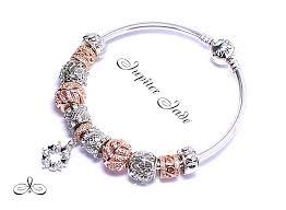 rose bracelet charm images 52 gold pandora charm bracelet pandora gold bracelet weight hd jpg