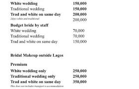 make up prices for wedding make up service prices wedding tips and inspiration