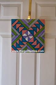 How To Make A Barn Quilt The Quilt Ladies Book Collection Tutorial How To Paint A Barn Quilt