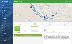 Map My Run Create Route by Myroutes Offline Gps Route Planner New Android Apps On