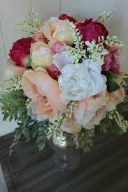wedding bouquet flowers bridal bouquet recreation silk wedding flowers and bouquets