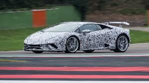 Lamborghini Huracan 2017 - lamborghini huracan performante 2017 pre production car review
