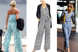 how to wear a jumpsuit summer trend the jumpsuit yes or no looking stylish