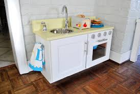 pretend kitchen furniture how to make a play kitchen from a cabinet diy play
