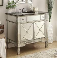 mirrored vanities for bathroom mirrored vanities chans furniture