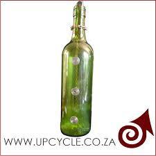 Upcycled Wine Bottles - upcycled wine bottle incense burner