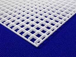 5 air vent light louver for suspended ceilings 595x595mm