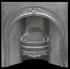 antiques atlas antique victorian cast iron arched fireplace