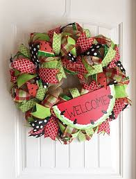 Summer Decor 34 Best Spring And Summer Wreaths By Charming Barn Boutique Images