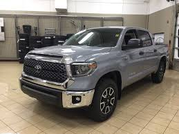 new 2018 toyota tundra trd off road 4 door pickup in sherwood park