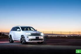 srt jeep custom 2015 jeep grand cherokee srt8 verde custom wheels montclair ca