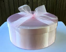 pre wrapped gift box bright pre wrapped gift box satin hat box 6 or 8