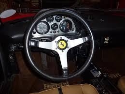 ferrari steering wheel horn