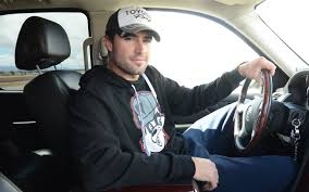 lexus driver bruce jenner brody jenner reality tv star celebrity drive motor trend