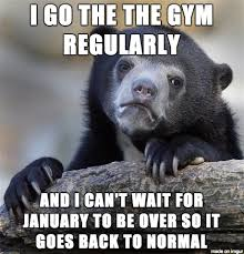 Hot Mess Meme - every year it happens and the gym turns into a hot mess meme on imgur