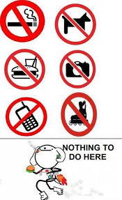 Nothing To Do Meme - nothing to do here meme by le ninja memedroid
