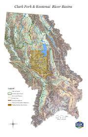 Missoula Montana Map by Montana Dnrc
