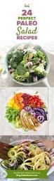 24 perfect paleo salad recipes healthy easy light