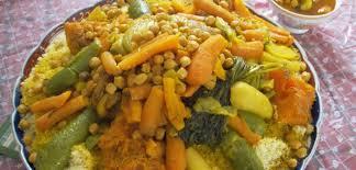 cuisine marocaine couscous couscous marocain à l agneau et légumes recette ramadan