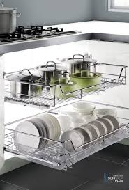 Pull Out Baskets For Kitchen Cabinets by Cabinet Wire Basket Kitchen Kitchen Cabinet Pull Out Wire Basket