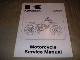 kawasaki 2003 kdx50 service manual u2022 22 00 picclick