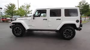 rubicon jeep white 2016 jeep wrangler unlimited rubicon bright white clearcoat