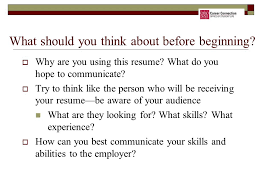 Resume Connection Resume Strategies Career Connection Younkin Success Center 2nd