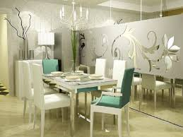 creative of dining room wall decor with mirror with best 25 wall