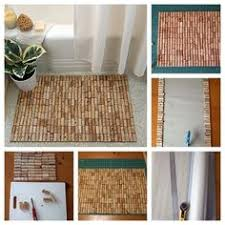 Cork Mats For Bathrooms 50 Clever Wine Cork Crafts You U0027ll Fall In Love With Home Wine