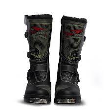 dirt bike motorcycle boots pro biker motocross racing boots shoes leather motorcycle moto motos