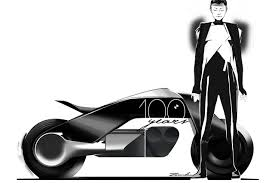 cartoon sports car side view bmw group the next 100 years brand visions