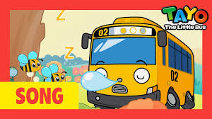 the little guys home theater baby bumble bees l nursery rhymes 7 l tayo the little bus youtube