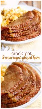 best 25 crock pot ham ideas on ham thanksgiving ham