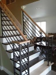Wooden Banisters And Handrails Handrails Archives Custom Iron Works