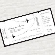 boarding pass wedding invitations come fly with me boarding pass wedding invitation printable