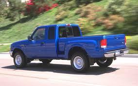 Ford Ranger Truck Models - 1998 2010 ford ranger pre owned truck trend