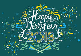 happy new year 2018 banner covers in hd free